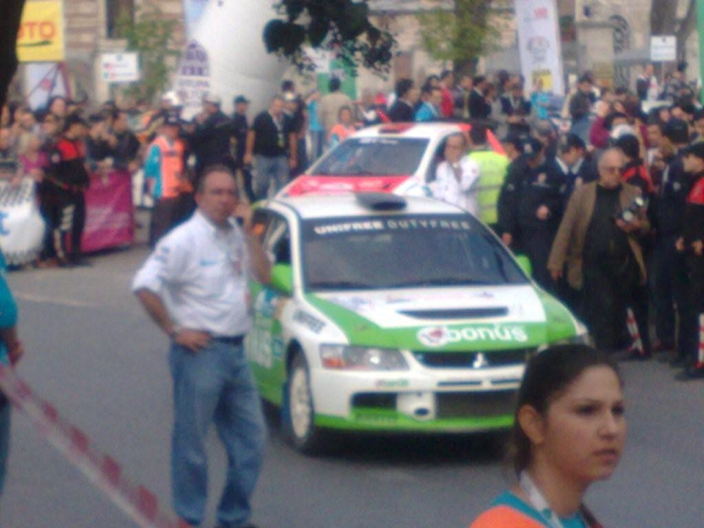 Rally Turkey Mitsubishi 2010