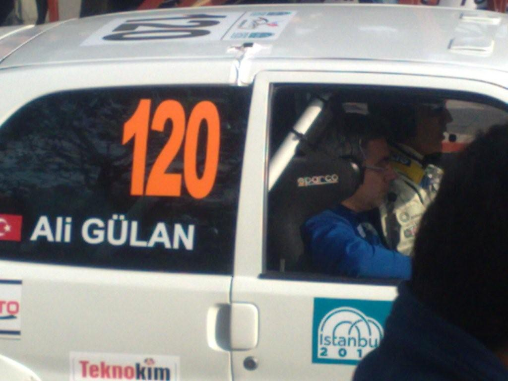 Rally Turkey 2010