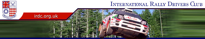 International Rally Drivers Club